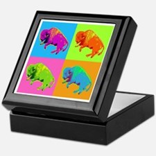Warhol Buffalo Keepsake Box