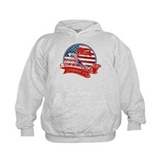 Proud Croatian American Hoodie
