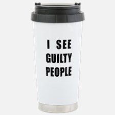 Cute Peoples college of law Travel Mug