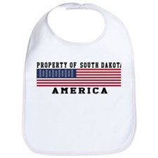 Property of South Dakota Bib