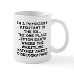 Pro Wrestling PAs Mug