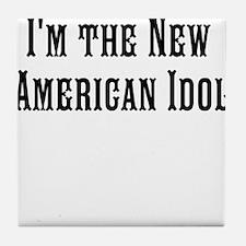 The American Idol Tile Coaster