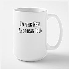 The American Idol Mug