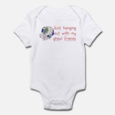 Hanging With Ghouls Infant Bodysuit