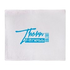 Thorn Fitness Throw Blanket