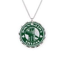 Brooklyn NY Irish Necklace