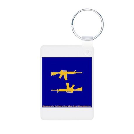 Equality symbol Keychains