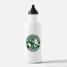 Brooklyn NY Irish Water Bottle