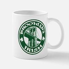 Brooklyn NY Irish Mug