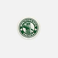 Brooklyn NY Irish Mini Button
