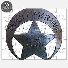 Deputy Marshal U.S. Puzzle