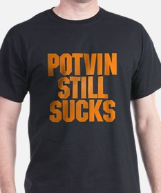 Potvin Still Sucks T-Shirt