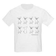 One of These Chihuahuas! Kids T-Shirt