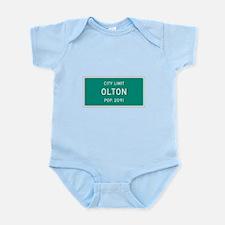 Olton, Texas City Limits Body Suit