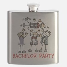Bachelor Party Flask
