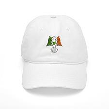 Irish American Eagle (sc) Baseball Baseball Cap