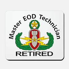 Retired Master EOD Mousepad