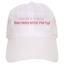 Customize Bachlorette Party Baseball Cap