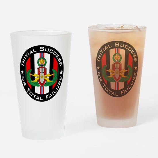 Master EOD in color OEF ISoTF Drinking Glass