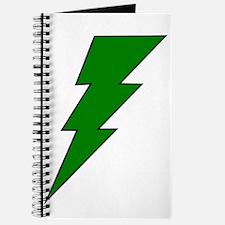 The Green Lightning Shop Journal
