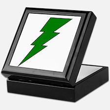 The Green Lightning Shop Keepsake Box