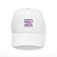 Daddy's Little Cowgirl Baseball Cap