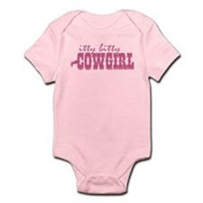 Itty Bitty Cowgirl Infant Bodysuit