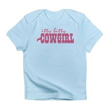 Itty Bitty Cowgirl Infant T-Shirt