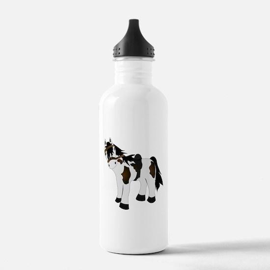 Cute Paint Pony Water Bottle