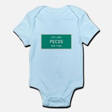 Pecos, Texas City Limits Body Suit