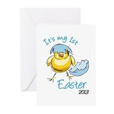 It's My First Easter '13 Greeting Cards (Pk of 10)