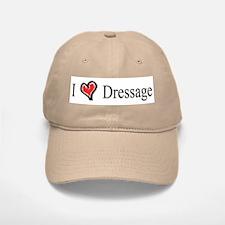 I <3 Dressage Baseball Baseball Cap
