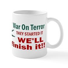Finish It! Mug