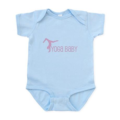 Yoga Baby Girl Body Suit
