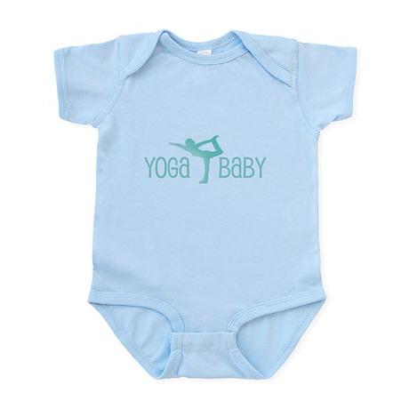 Yoga Baby Boy Body Suit