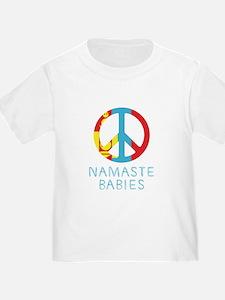 Namaste Babies T-Shirt