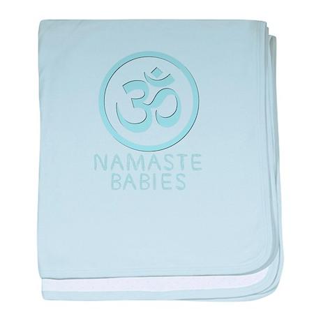 Namaste Babies baby blanket