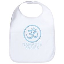 Namaste Babies Bib