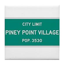Piney Point Village, Texas City Limits Tile Coaste
