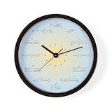 Maths Wall Clocks