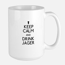 KEEP CALM AND DRINK JAGER Mug