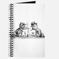 Cigar Smoking Bulldogs Journal