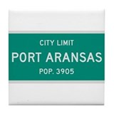 Port aransas Drink Coasters