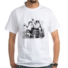 Beer Drinking Frogs Shirt