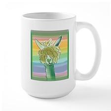 St. Patricks Alpaca? Mug