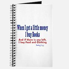 I Buy Books V Journal