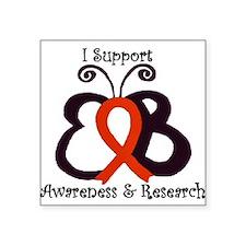 <b>I Support EB Rectangle Sticker</b> Sticker