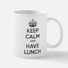 Keep calm and have lunch Mug