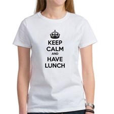 Keep calm and have lunch Tee