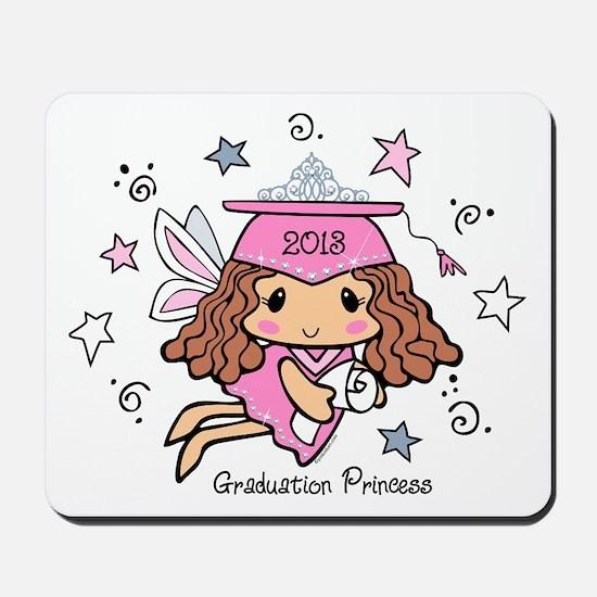 Graduation Princess 2013 Mousepad